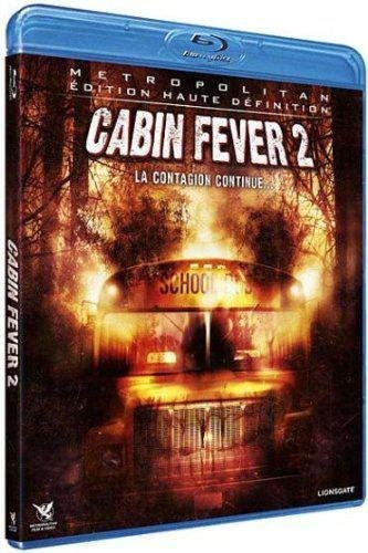 Cabin Fever 2 Spring Fever (2009) UNRATED 720p BluRay x264 Dual Audio Hindi Engli...