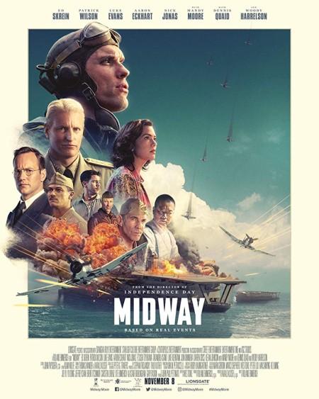 Midway (2019) V2 1080p HDRip X264-EVO