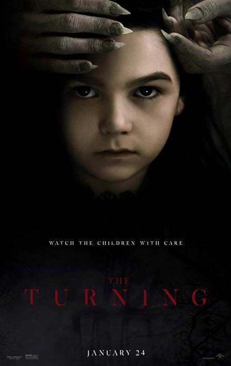 The Turning (2020) 720p HDCAM K1CKASS