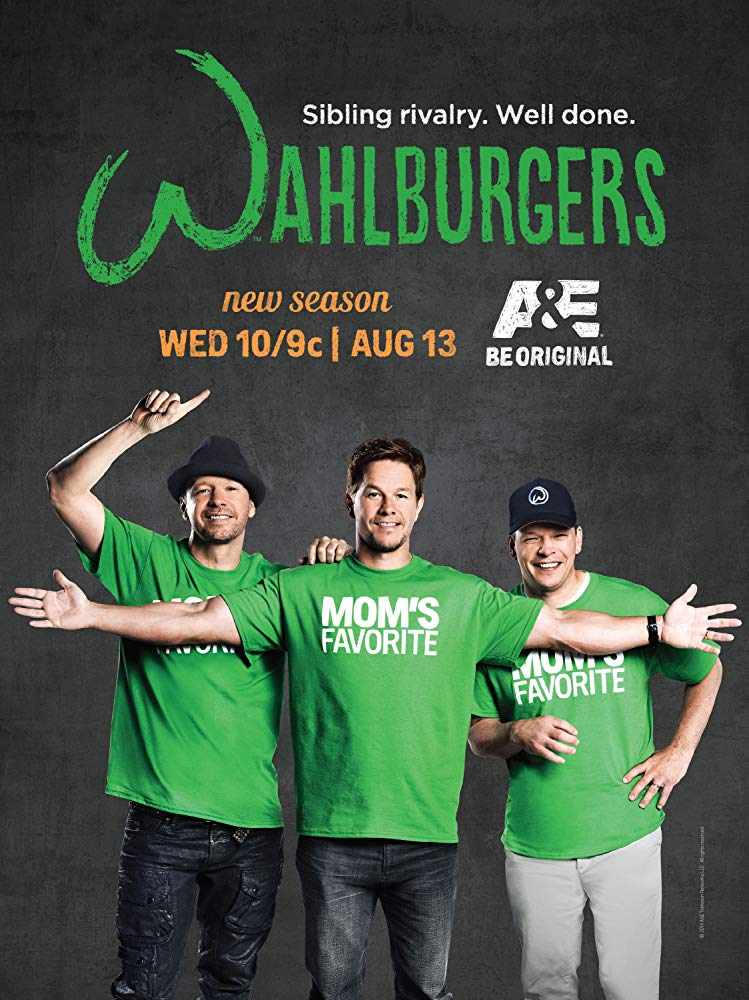 Wahlburgers S01E01 Whos Your Favorite 720p AMZN WEB-DL DDP2 0 H 264-NTb