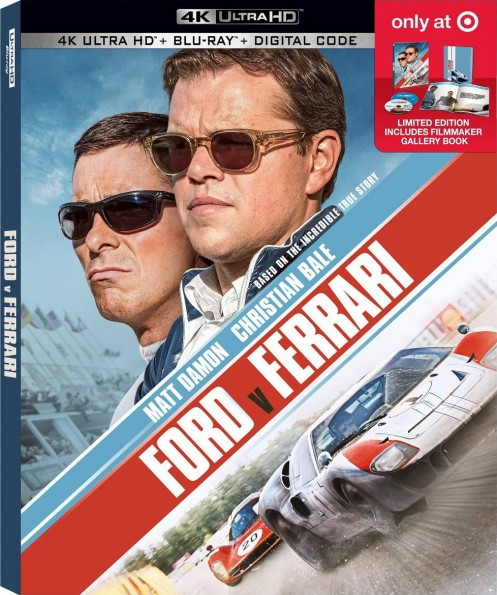 Ford v Ferrari (2019) 720p BluRay x264 Dual Audio English Hindi ORG ESubs  DLW