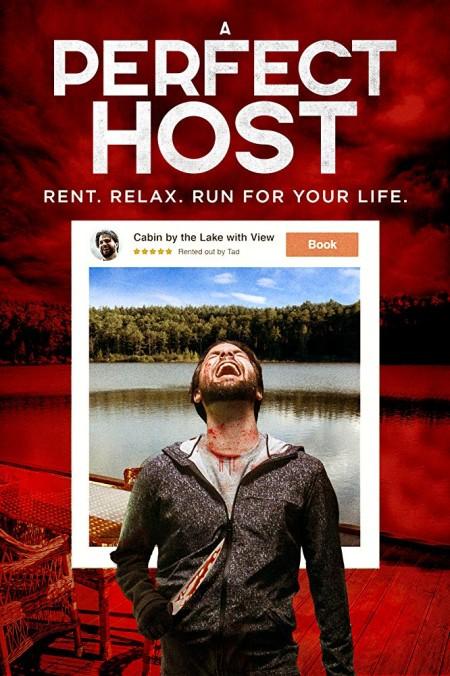 A Perfect Host (2019) HDRip XviD AC3-EVO