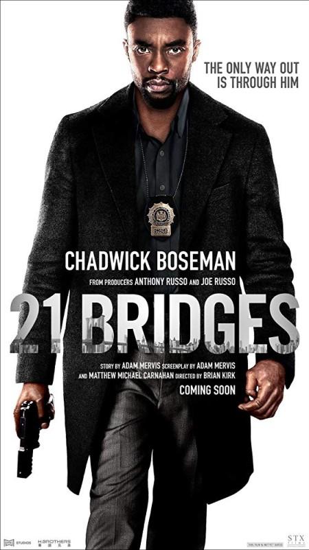 21 Bridges (2019) 720p WEB-DL h264 Dual YG