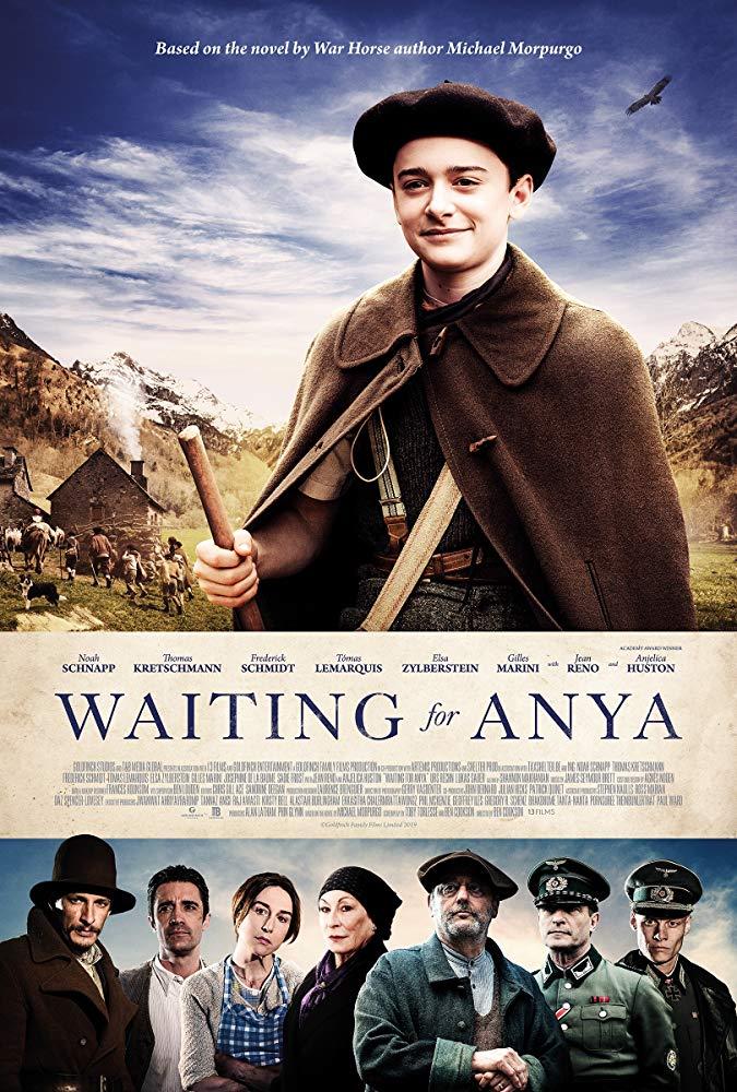 Waiting For Anya 2020 720p WEBRip X264 AC3-EVO