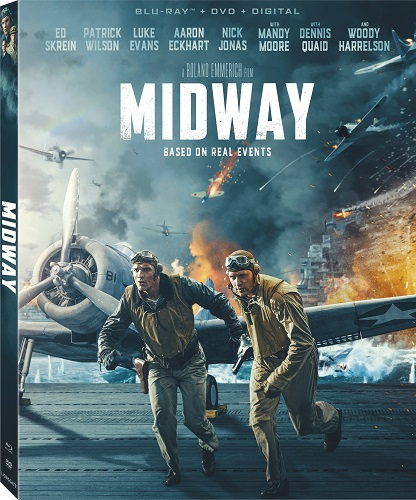 Midway 2019 V2 1080p HDRip X264-EVO