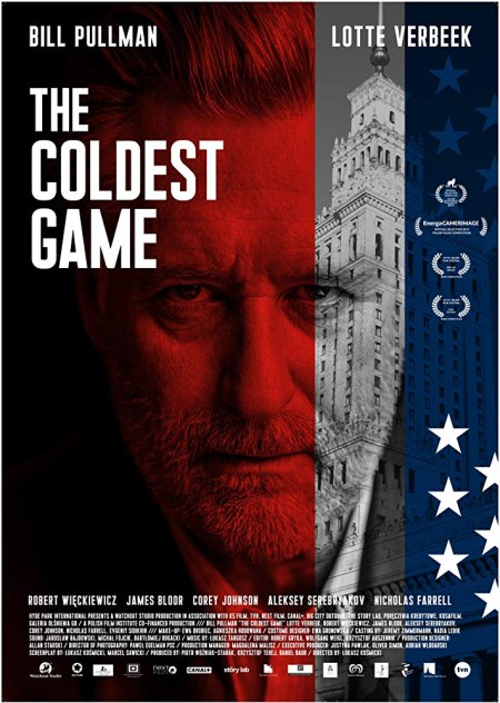 The Coldest Game (2019) 720p NF WEBRip 800MB x264-GalaxyRG