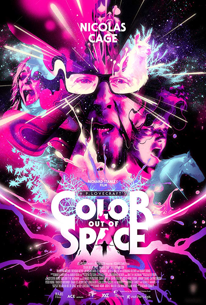 Color Out of Space 2019 BRRip XviD MP3-XVID