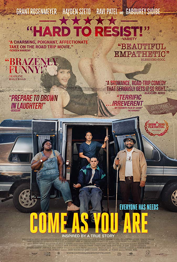 Come As You Are 2019 WEB-DL XviD AC3-FGT