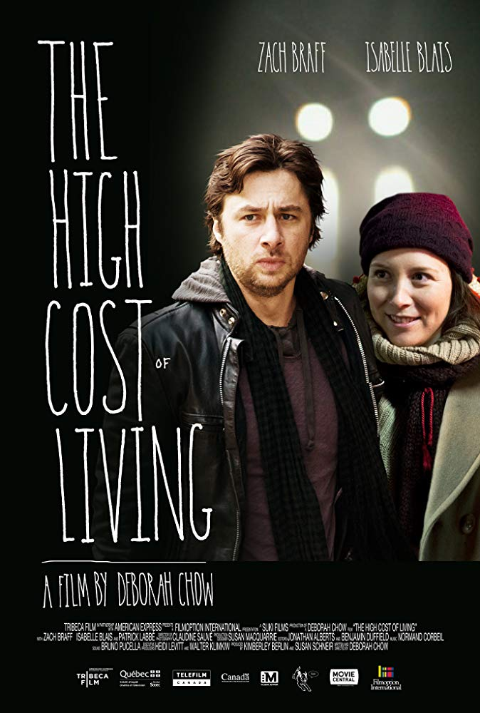 The High Cost of Living 2010 WEBRip XviD MP3-XVID