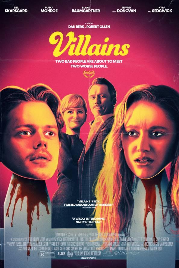 Villains 2019 [1080p] [BluRay] YIFY