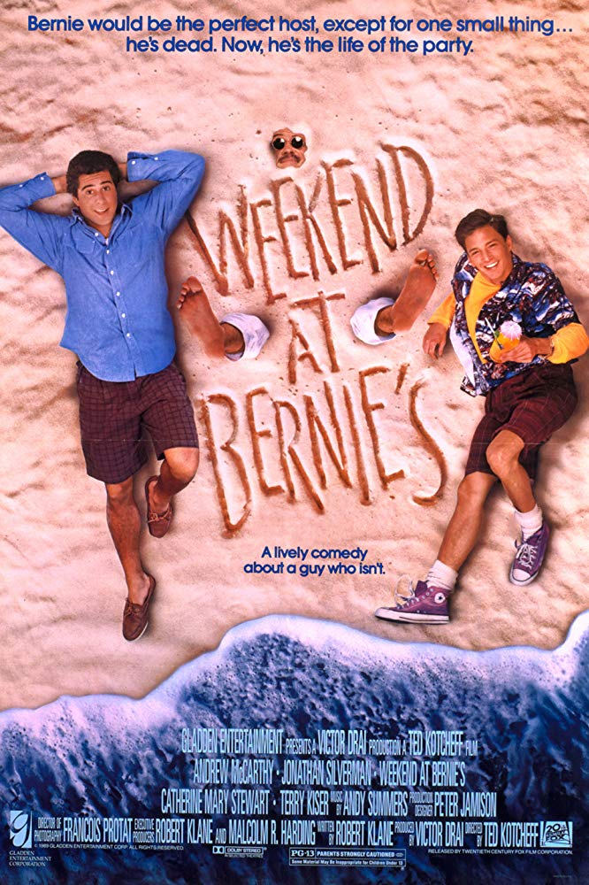 Weekend at Bernie's 1989 [720p] [BluRay] YIFY