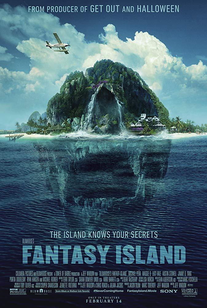 Fantasy Island 2020 CAMRip READNFO XVID-WARRIORS