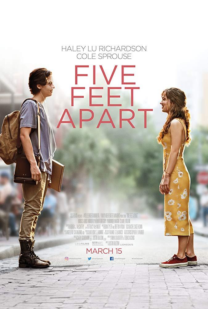 Five Feet Apart (2019) [720p] [BluRay] [YTS MX]