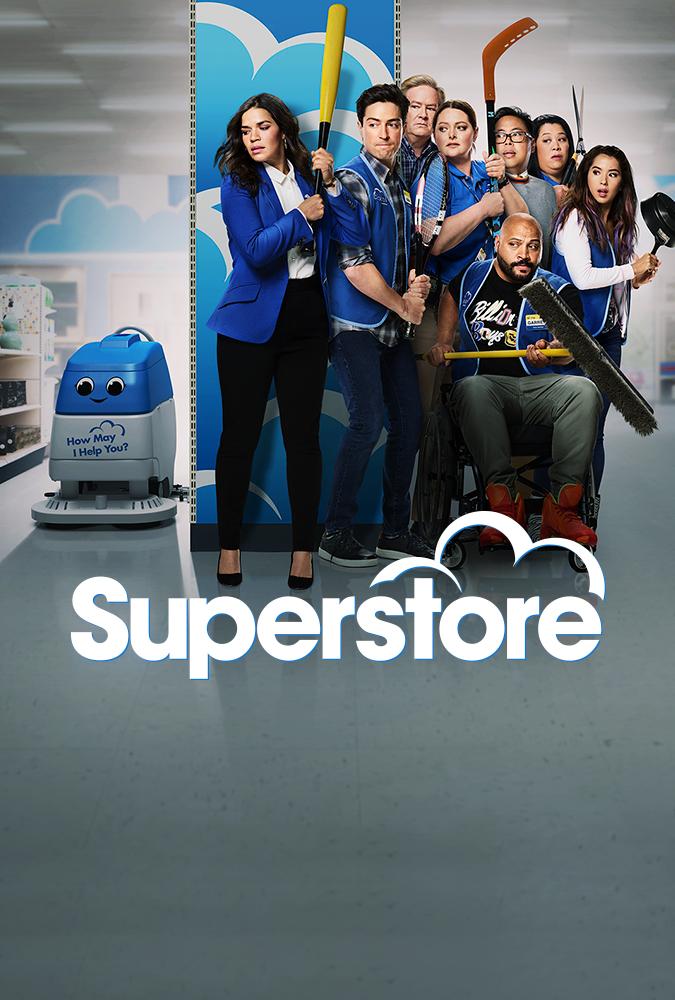 Superstore S05E17 HDTV x264-SVA