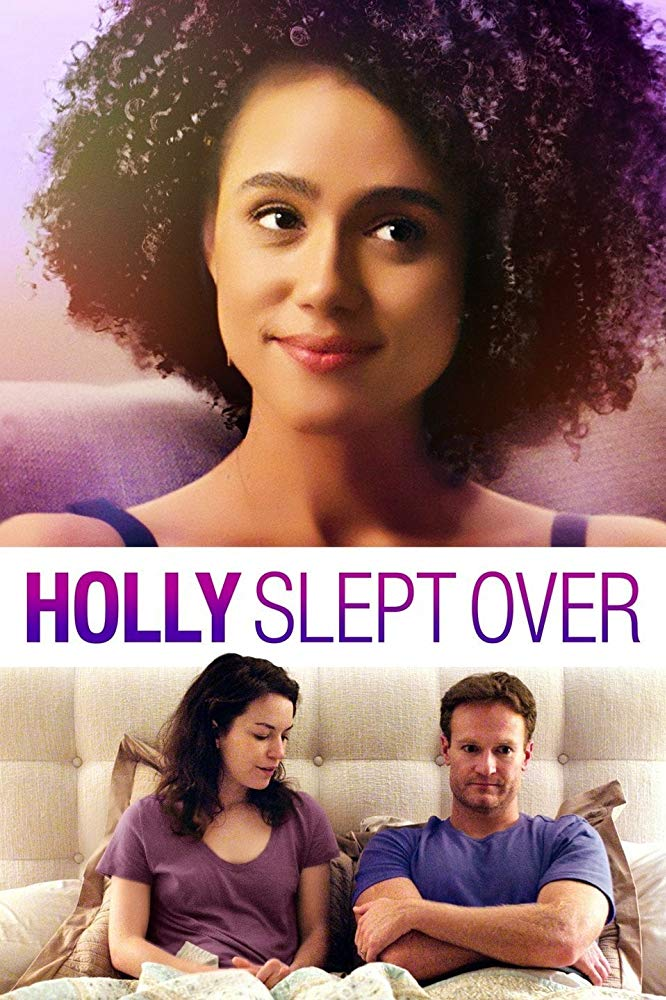 Holly Slept Over 2020 HDRip XviD AC3-EVO