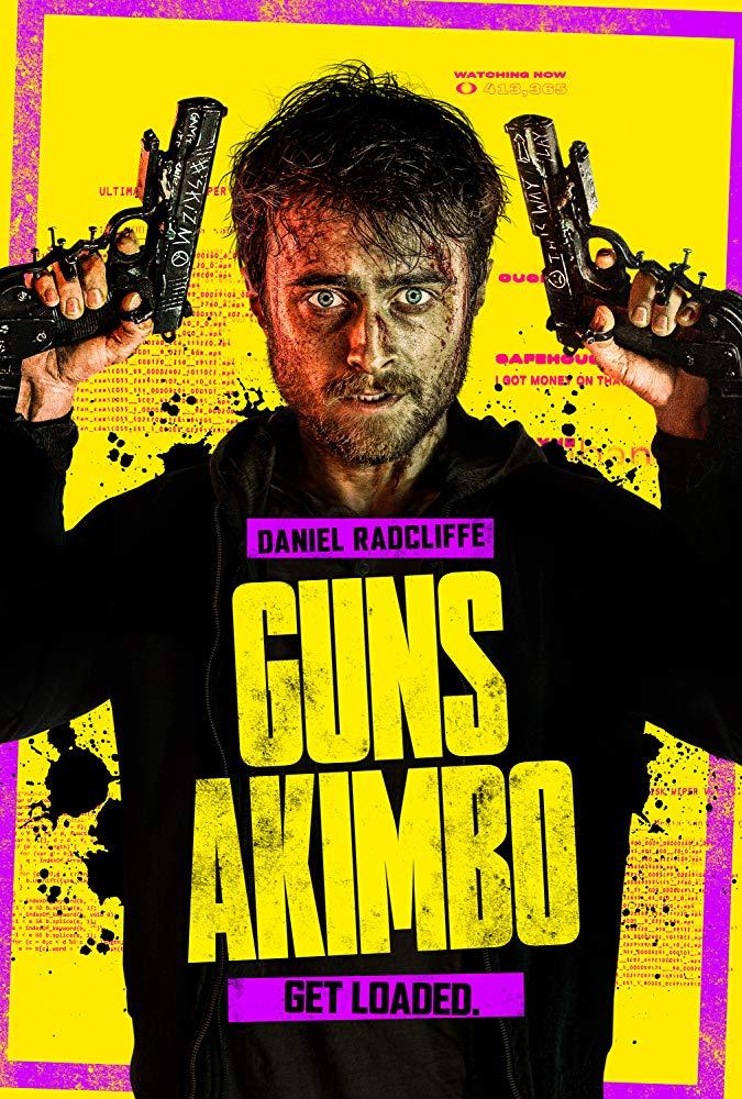 Guns Akimbo 2019 1080p AMZN WEBRip DDP5 1 x264-KamiKaze