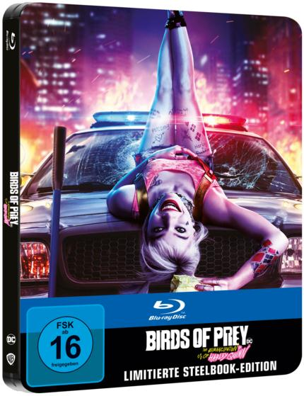 Birds of Prey And the Fantabulous Emancipation of One Harley Quinn (2020) HDRip XviD B4ND1T69