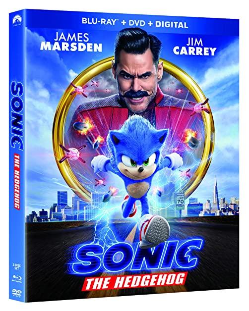 Sonic The Hedgehog (2020) 720p BluRay Hindi English x264 AAC 5.1 MSubs - LO ...