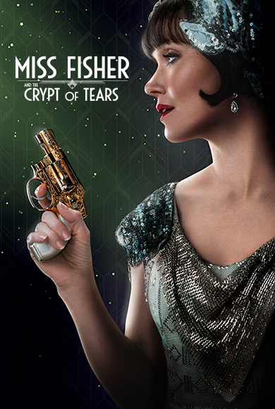 Miss Fisher And The Crypt Of Tears (2020) HDRip XviD AC3-EVO