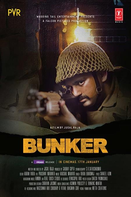 Bunker 2020 Hindi 720p WEBRip x264 AAC - LOKiHD - Telly