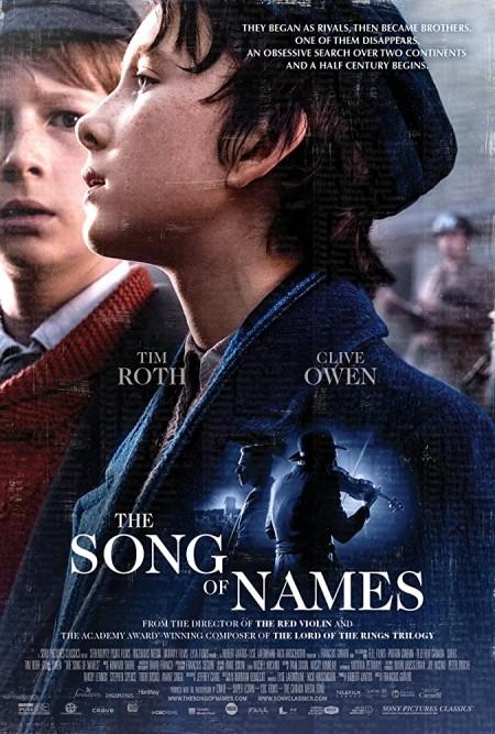The Song Of Names (2019) 720p WEBRip 800MB x264-GalaxyRG