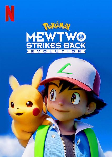 Pokemon Mewtwo Strikes Back Evolution (2019) 1080p 5 1 - 2 0 x264 Phun Psyz