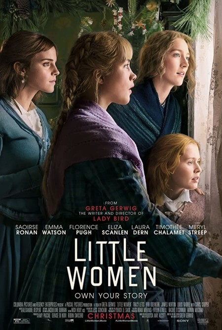 Little Women 2019 BDRip XviD AC3-EVO