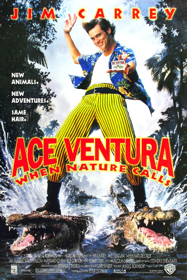 Ace Ventura When Nature Calls 1995 1080p BluRay x265-RARBG