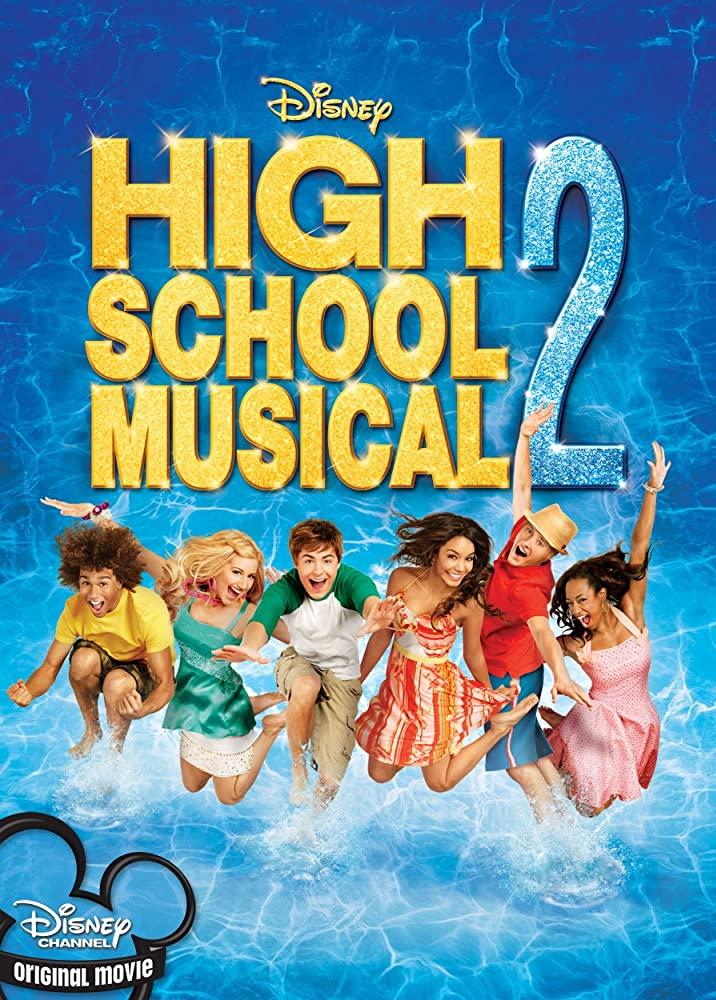 High School Musical 2 2007 1080p BluRay x265-RARBG