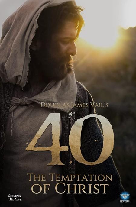40 The Temptation Of Christ 2020 720p WEBRip 800MB x264-GalaxyRG