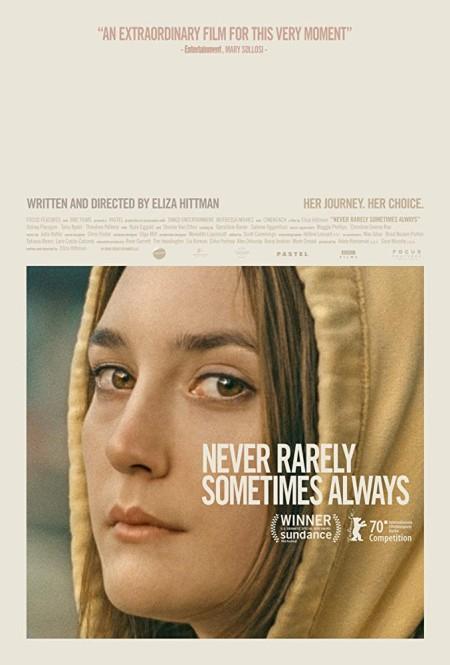 Never Rarely Sometimes Always (2020) HDRip XviD AC3-EVO