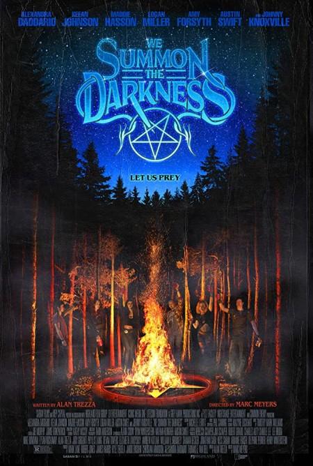 We Summon The Darkness 2020 720p WEBRip 800MB x264-GalaxyRG