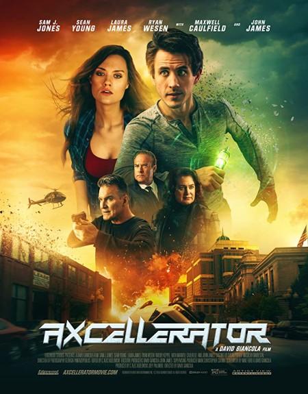 Axcellerator (2020) 720p AMZN WEBRip 800MB x264-GalaxyRG