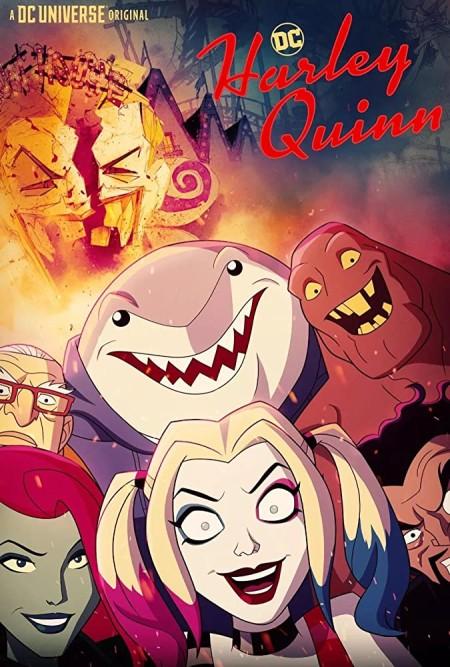 Harley Quinn S02E02 Riddle U 720p DCU WEB-DL DDP5 1 H264-NTb