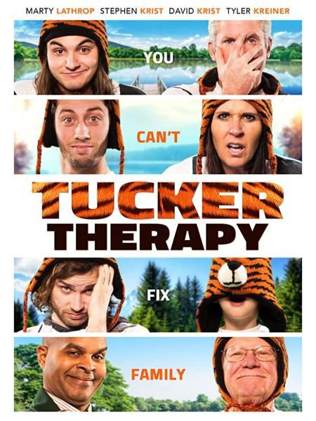Tucker Therapy (2019) 720p AMZN WEBRip 800MB x264-GalaxyRG