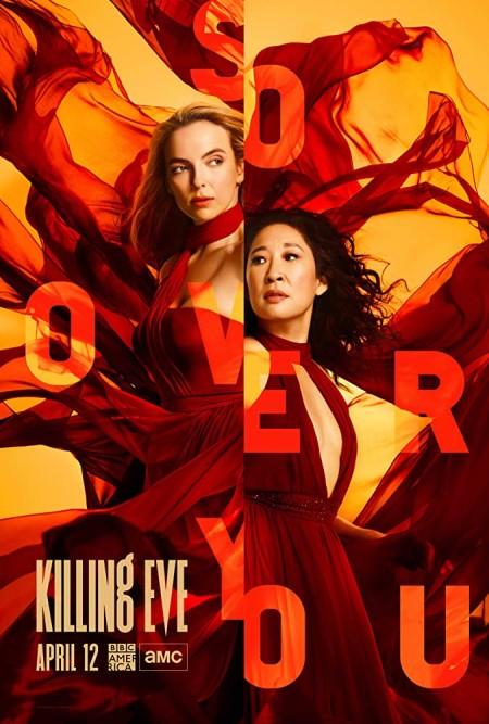 Killing Eve S03E01 PROPER WEBRip x264-TURBO
