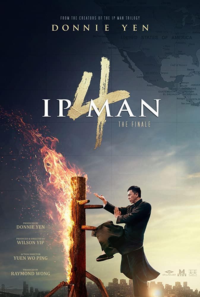 Ip Man 4 The Finale 2019 DUAL-AUDIO CHI-ENG 720p 10bit BluRay 6CH x265 HEVC-PSA