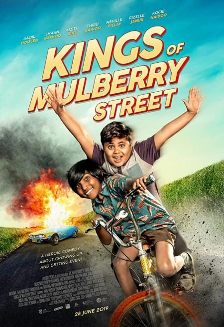 Kings Of Mulberry Street 2019 HDRip AC3 x264-CMRG