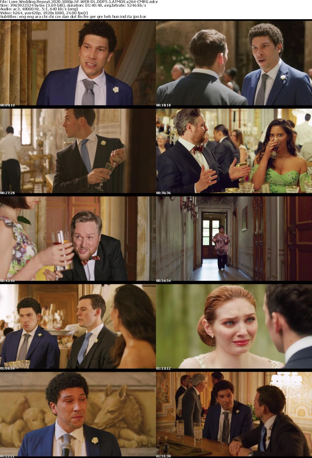 Love Wedding Repeat 2020 1080p NF WEB-DL DDP5 1 ATMOS x264-CMRG