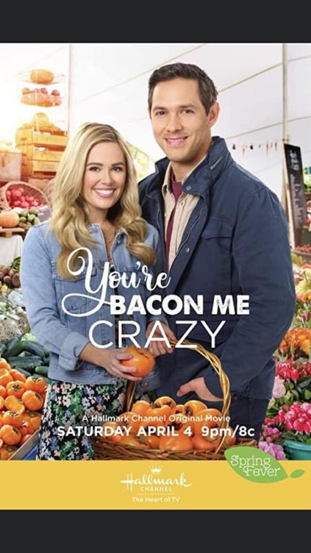 Youre Bacon Me Crazy 2020 720p HDTV 800MB x264-GalaxyRG