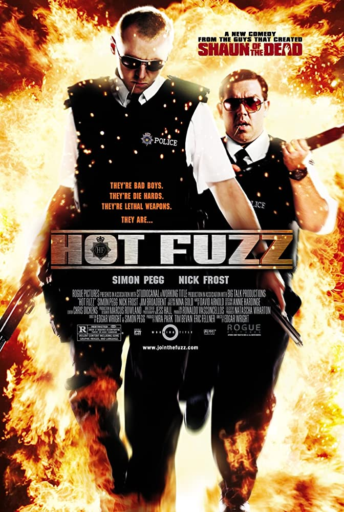 Hot Fuzz 2007 REMASTERED 1080p BluRay x265-RARBG