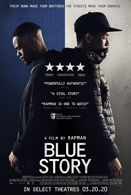 Blue Story 2019 1080p WEB-DL H264 AC3-EVO