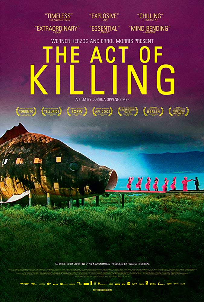 The Act of Killing 2012 [720p] [BluRay] YIFY