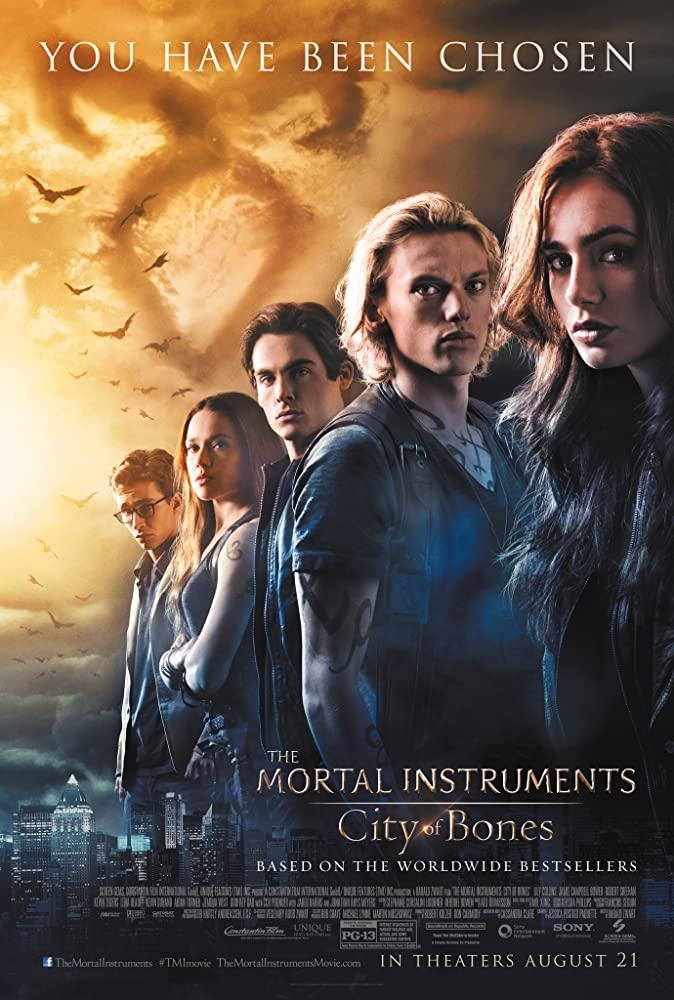 The Mortal Instruments City of Bones (2013) [1080p] [BluRay] [YTS MX]