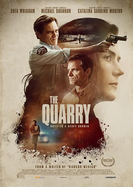 The Quarry 2020 720p WEBRip x264 AAC-ETRG