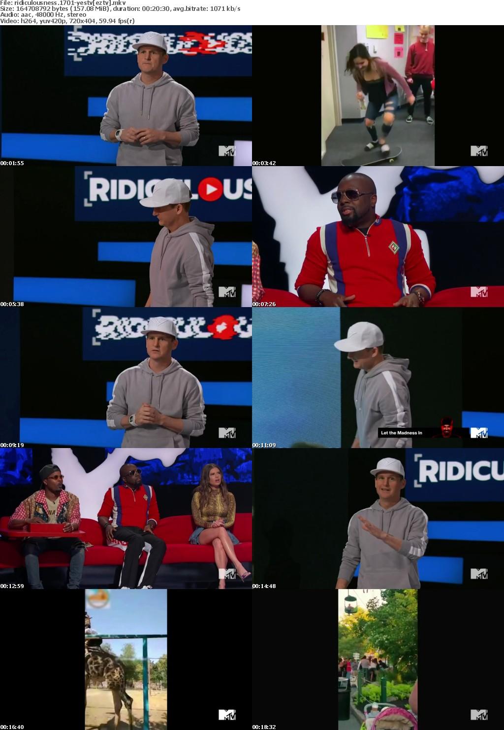 Ridiculousness S17E01 HDTV x264-YesTV