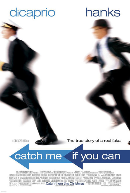 Catch Me If You Can (2002)Mp-4 X264 Dvd-Rip 480p AACDSD