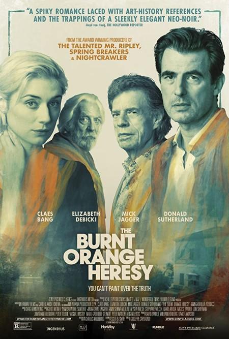 The Burnt Orange Heresy 2020 720p HDCAM-C1NEM4