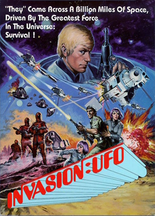 Invasion UFO 1974 BRRip XviD MP3-XVID