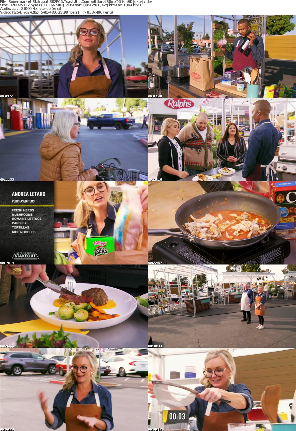 Supermarket Stakeout S02E06 Toast the Competition 480p x264-mSD